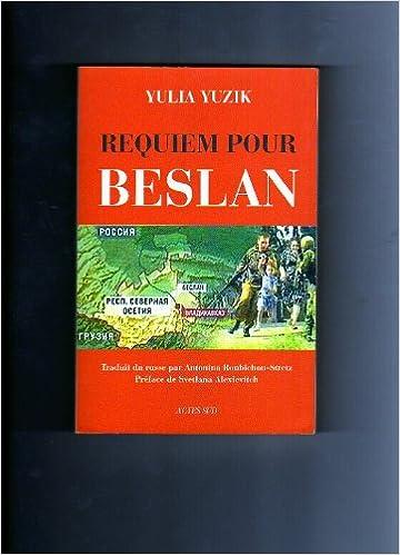 Livre Requiem pour Beslan pdf, epub