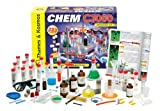 Thames & Kosmos 640132 Chemistry C3000 version 2.0 Science Kit with Coloring Book