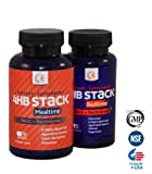 Complete PAGG Stack from The 4-Hour Body - The only Biotin Free PAGG Stack now with New-Gar by Kirkland Science Labs