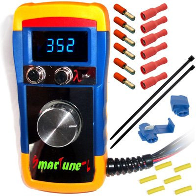 Smart-Tune-E E85 Ethanol Fuel Tuner Performance Chip Controller BMW 540i 4.0L - Engine Fuel Controller Tuner