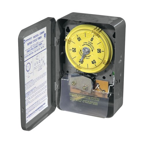 Intermatic C8866 1-250 V Short Range Cycle Timers