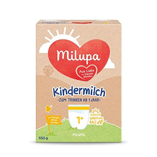Milupa Milumil leche para niños de 1 año 550g: Amazon.es: Alimentación y bebidas