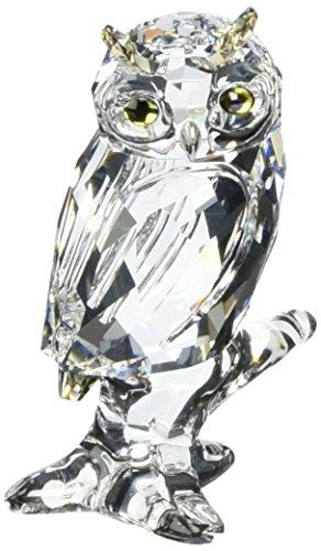 SWAROVSKI Owl Figurines