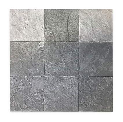 Paneles acústicos decorativos de absorción de ruido acusticflat® HD 4 Placas de 50x50x5cm (1m2