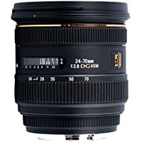 Sigma 24-70mm f/2.8 IF EX DG HSM AF Standard Zoom Lens for Canon Digital SLR Cameras Advantages Review Image