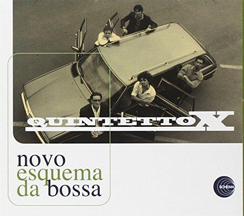 CD : Quintetto X - Novo Esquema Da Bossa (Remastered)