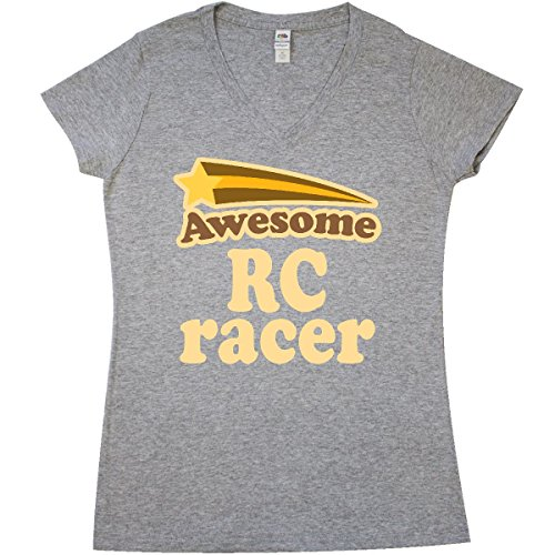 Inktastic - RC Racer Junior V-Neck T-Shirt XX-Large Athletic Heather Grey