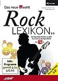 Das neue Rowohlt Rock-Lexikon 2.0 (DVD-ROM)