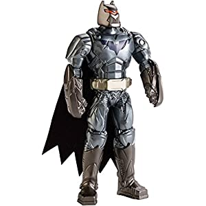 DC Justice League Action Armored Batman Figure, 6""