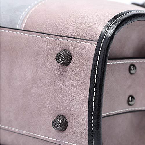 sac Black sac mode PU du coréenne main à version sac Lxf20 bandoulière bandoulière décontracté sac femelle à à épaule zOxgUHgBwq