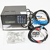 Holdwell Portable Ultrasonic Flow Meter Tester Flowmeter TDS-100P+S2H DN15-DN100mm