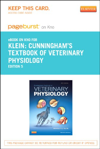Textbook of Veterinary Physiology - Elsevier eBook on Intel Education Study (Retail Access Card), 5e