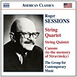 Sessions - String Quartet; String Quintet