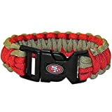 NFL San Francisco 49Ers Survivor Bracelet