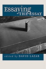 Essaying the Essay Paperback