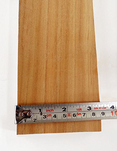 20 Square Feet of 100% heartwood teak lumber 5/8'' (0.625 inches) thick, flooring by Diamond Tropical Hardwoods