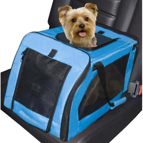 Signature Pet Car Seat and Carrier - Set of 4 by Pet Gear