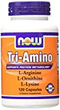 NOW Foods Tri-amino, 120 Capsules - Best Reviews Guide