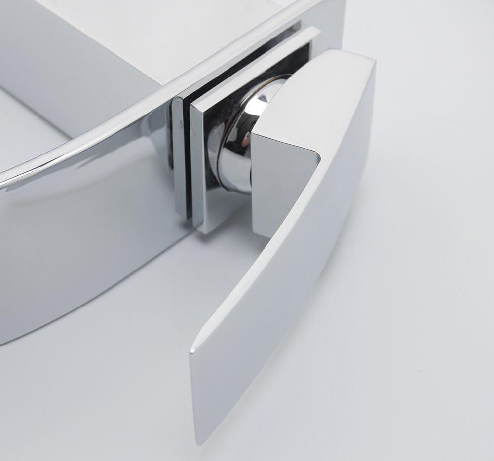 Design /él/égant faucet M/élangeur Chrom/é pour lavabo robinet de cascade pour utilisation de Chambre