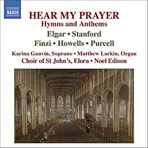 Hear My Prayer: Hymns & Anthem