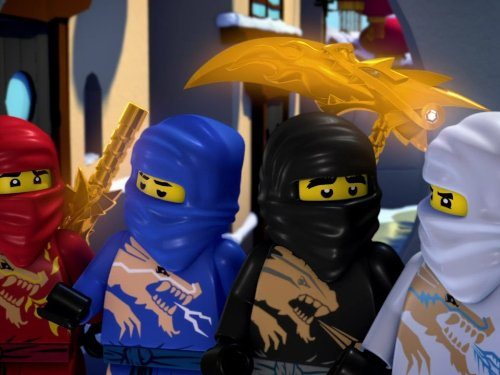 Rise of the Snakes - Prime Ninja Legos