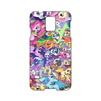 WWAN 2015 New Arrival Mlp Wallpaper Hd 3D Phone Case For Samsung S5