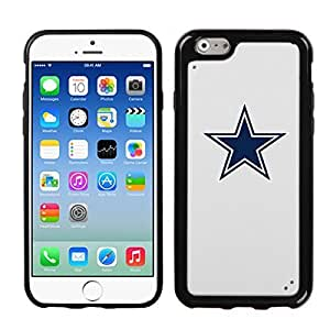 iPhone 6 [ 4.7 INCH ] White Black King Case Dallas Cowboys