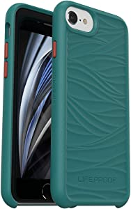 LifeProof Wake Series Case for iPhone SE (2nd gen - 2020) & iPhone 8/7/6s/6 (NOT Plus) - Down Under (Everglade/Ginger)