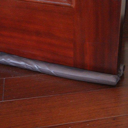 Myming Energy Saving Under Door Draft Stopper,Keep Heat&Cold (Double Sided Door Draft Stopper)