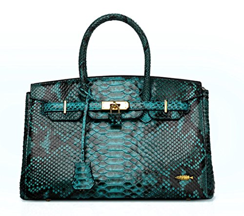 Authentic Python Skin Bag for Women
