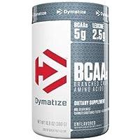 Dymatize BCAA Complex 5050, Branch Chain Amino Acid Powder, Unflavored, 300g