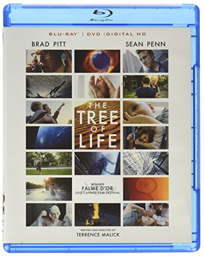Blu-ray : The Tree Of Life (Pan & Scan)