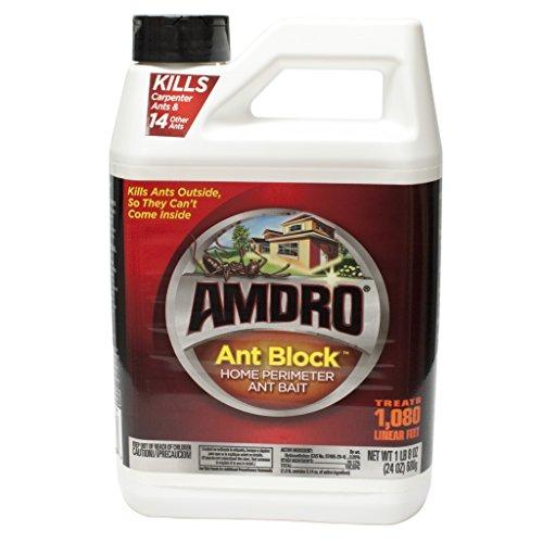 Amdro Ant Block Multiple Insects Granular Hydramethylnon 24 Oz