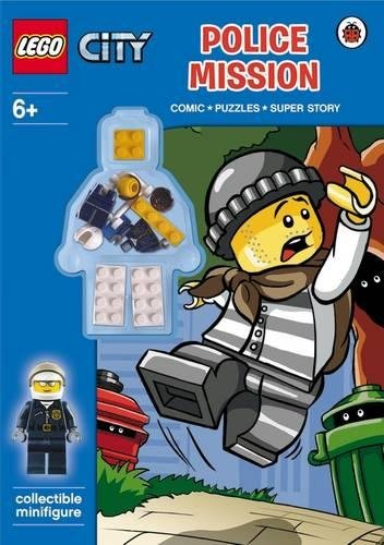 LEGO CITY: Police Mission Activity Book with Minifigure PDF