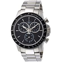 Tissot T-Sport V8 Chronograph Black Dial Mens Watch T1064171105100