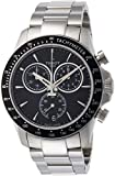 Tissot Men's V8 Quartz Chronograph - T1064171105100 Silver/Grey One Size