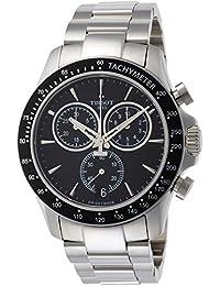 Tissot T-Sport V8 Chronograph Black Dial Mens Watch T1064171105100