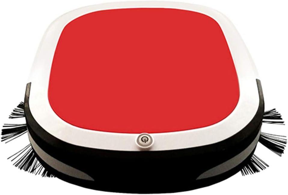 WAN Robot de Barrido, USB Robot de Barrido inalámbrico eléctrico Recargable Robot automático Aspirador Limpieza doméstica Máquinas de Limpieza de Pisos Súper silencioso,A: Amazon.es: Deportes y aire libre