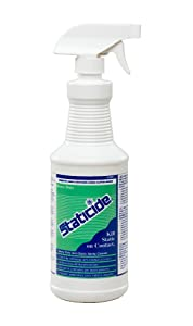 ACL Staticide 2005 Regular Heavy Duty Topical Anti-Stat, 1 qt Trigger Sprayer Bottle