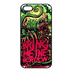 Customize Generic Rubber Material Phone Cover Bring Me The Horizon Back Case Suitable For iPhone 5 iPhone 5s