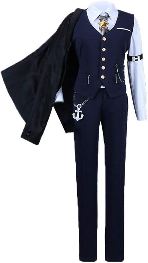 Lilongjiao Kantai Colección Cosplay USS Cleveland Cosplay Anime ...