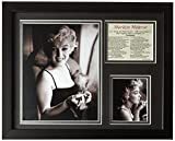 Legends Never Die Marilyn Monroe Makeup Framed Photo Collage, 11x14-Inch