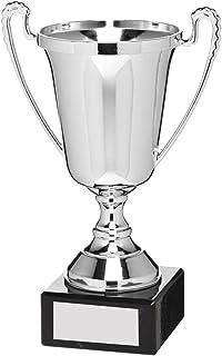 Lapal Dimension Argent Plastique de Football Trophée–10,5en