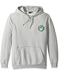 Men's Original Logo Fleece Hoodie Traditional Fit Sweatshirt