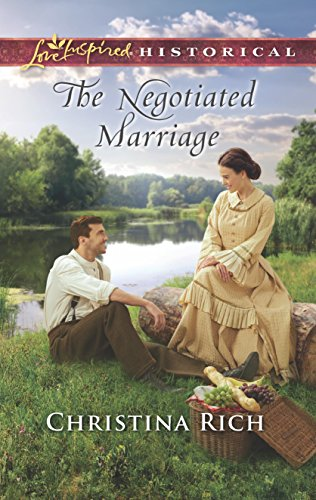 The Negotiated Marriage (Love Inspired Historical)