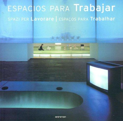 Espacios Para Trabajar (Evergreen Series) (Spanish Edition)
