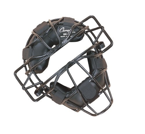 Champion Sports Extended Throat Guard Adult Catcher's Mask Athletics, Exercise, Workout, Sport, Fitness by Athletics & Exercise