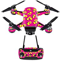 Skin for DJI Spark Mini Drone Combo - Make Lemonade| MightySkins Protective, Durable, and Unique Vinyl Decal wrap cover | Easy To Apply, Remove, and Change Styles | Made in the USA