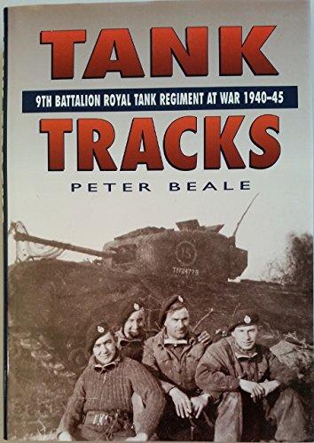 Tank Reg - Tank Tracks Battalion Royal Tank Reg