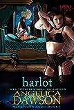 Blue Moon House: Harlot: A Lesbian Vampire Paranormal Romance